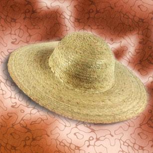 Sombrero de cogollo típico venezolano